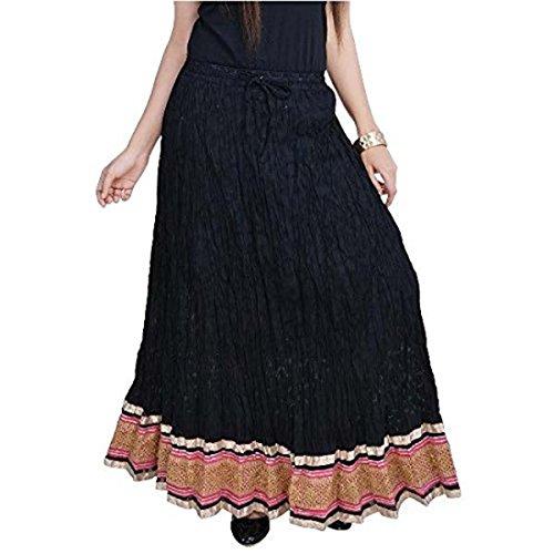 Skirt Sea Women light smskt519 Green Rajasthani Green Beautiful w6CCaq