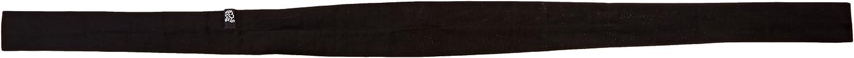 ZANheadgear Cooldanna 100 Percentage Cotton Head and Neck Tie (Black)