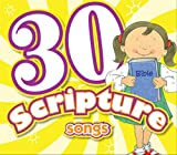 30 Scripture Songs CD (Kids Can Worship Too! Music)