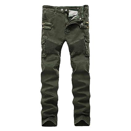 Pantalones de mezclilla de los hombres Trend - Locomotora ...