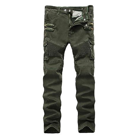 Yzibei Jeans Calientes Trend - Locomotora para Hombres ...