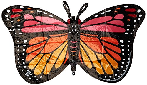 Anagram International M6591401 Monarch Butterfly Shape Balloon Pack, 32