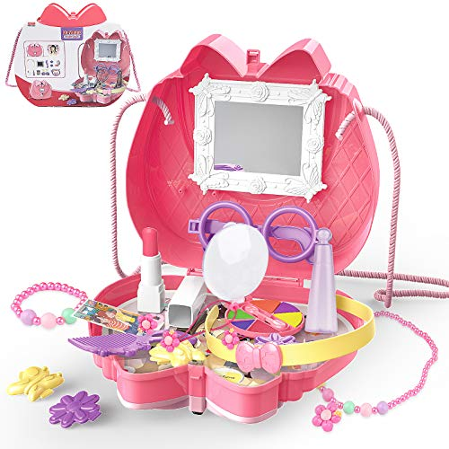 Cute Little Girls Makeup Kit