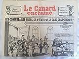 img - for Le canard encha n , 21 mars 1984 book / textbook / text book