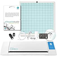 Silhouette America Silhouette Cameo Digital Craft Cutter with Silhouette Studio Designer Edition Software