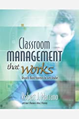 Classroom Management That Works: Research-Based Strategies for Every Teacher Kindle Edition