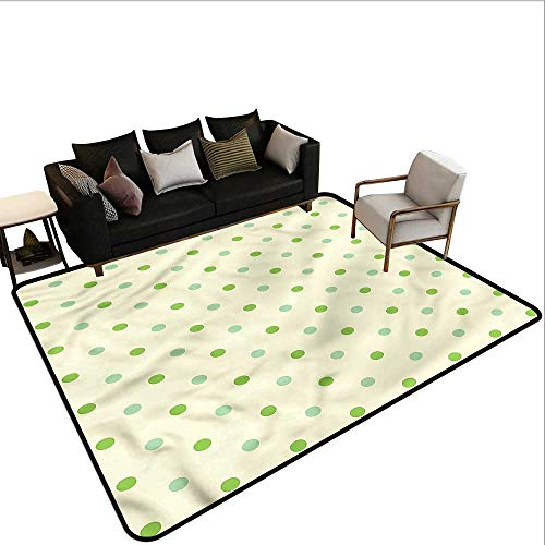 - Geometric,Dining Table Rugs 64