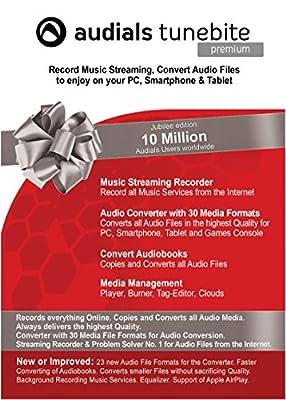 Audials Tunebite 12 Premium [Download]