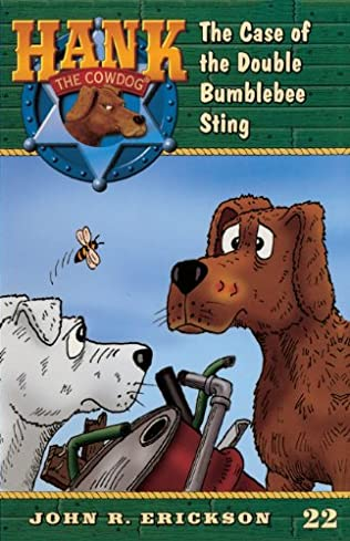 book cover of The Case of the Double Bumblebee Sting