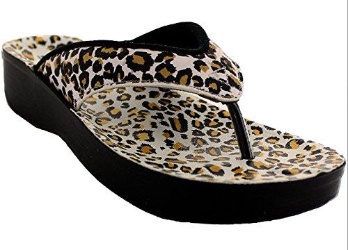 Aerosoft Womens Arica Sandal Gold loNZD90