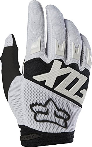 2019 Fox Racing Youth Dirtpaw Race Gloves-White-YL (Best Bmx Brands 2019)