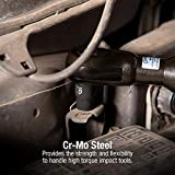 Sunex 3325, 3/8 Inch Drive Master Impact Socket