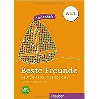 Beste Freunde Edizione internazionale. Deutsch für Jugendliche. A1/1, Ferienheft