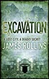 Front cover for the book Excavation by James Rollins