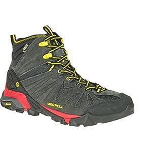 Merrell Capra Mid Gore-TEX Walking Boots - SS16-9.5 - Green