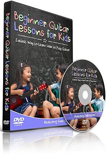 Beginner Guitar Lessons for Kids - Easiest Way to Learn How to Play Guitar