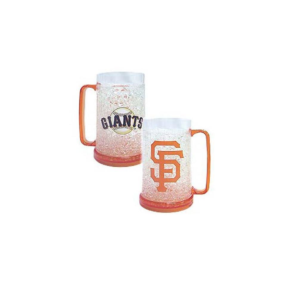 San Francisco Giants MLB Crystal Freezer Mug