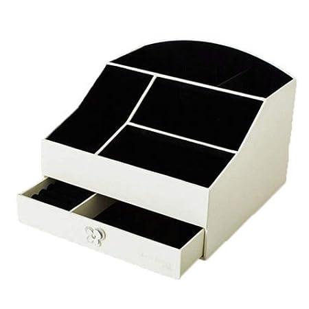 LXSNH Organizador de Maquillaje a Prueba de Polvo, Productos para ...