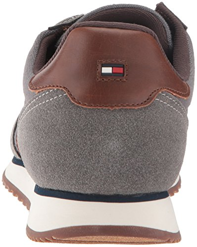 Tommy Hilfiger Mens Modesto Fashion Sneaker Gray GEXpsm