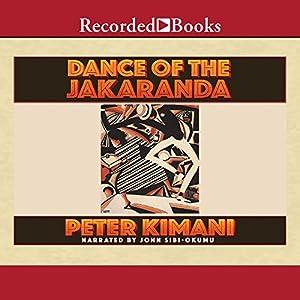 Dance of the Jakaranda Audiobook