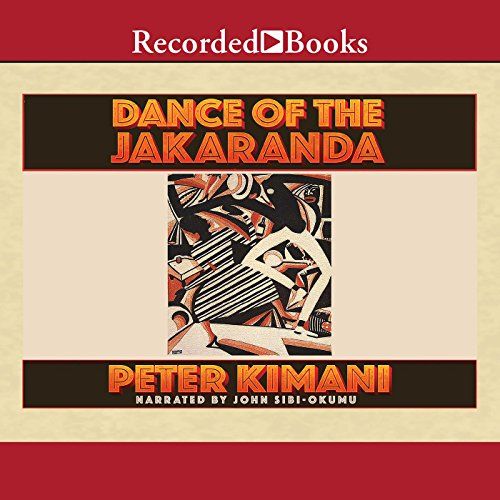 Dance of the Jakaranda by Recorded Books