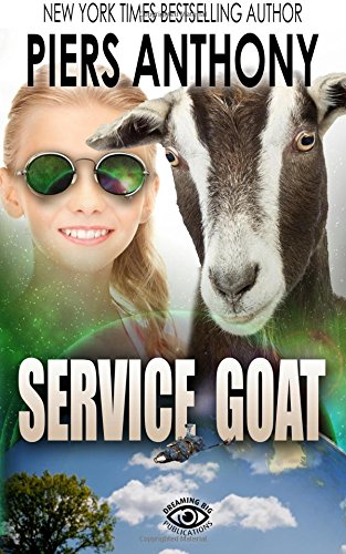 book cover of Service Goat