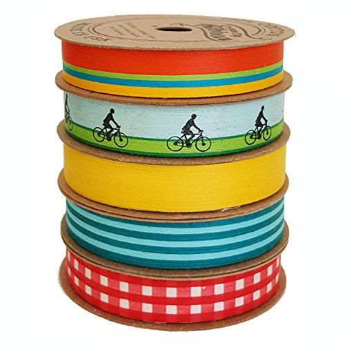 Cream City Ribbon Artisan Curling Ribbon Collection,