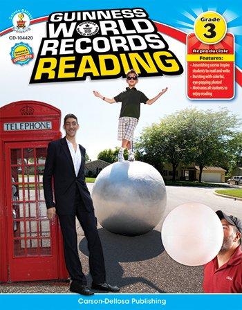 CDP104420 - Carson Dellosa Guiness World Record Reading