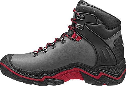 Keen Liberty Ridge EU - Zapatillas de trekking Mujer - gris/rojo 2016 Gris