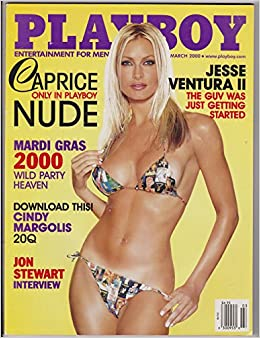 Playboy Magazine, March 2000 Single Issue Magazine – March, 2000