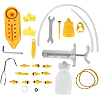 Kit de Frenos de Disco Hidráulico de Bicicleta Profesional Herramientas de Engrase de Freno de Disco de Aceite Mineral…