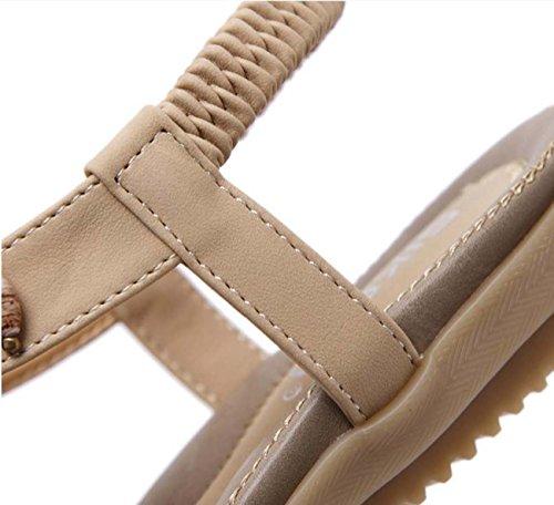 Código De Grande Sandalias Zapatos Playa 1 Zapatos Planos rwrgt