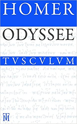Amazon com: Odyssee: Griechisch - Deutsch (Sammlung Tusculum
