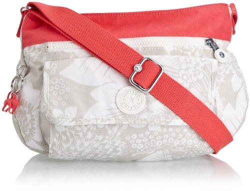 White Syro Tropic Women's Kipling Bag Swt Shoulder HnXaxq