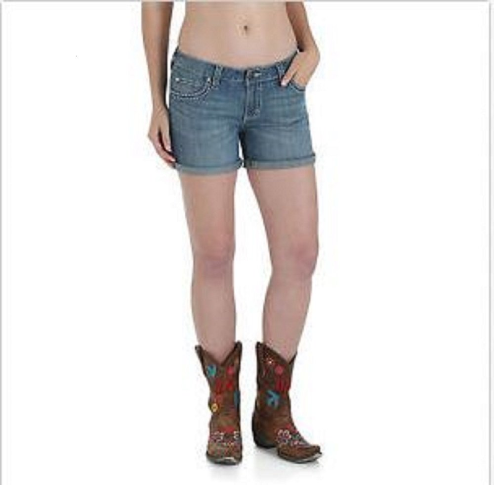 Wrangler Rock 47 Sweet Escape Embroidered Flap Open(34)