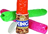 Loftus International Loftus Three Snakes in A Can - King Deluxe Mixed Nuts