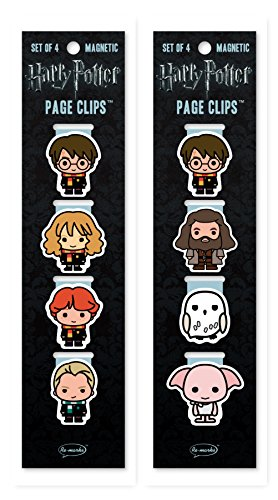 - Re-marks Harry Potter Wizards and Hogwarts Page Clip 2 Pack
