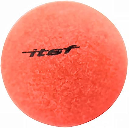 Tornado Set of 4 Tournament Red ITSF Limited Edition Foosballs