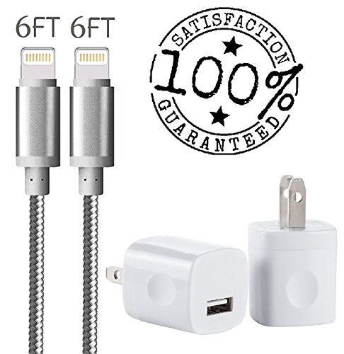 iphone charger with plug - 5