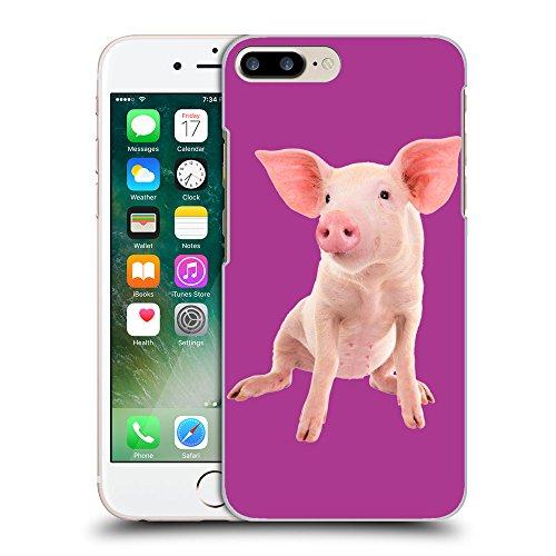 GoGoMobile Coque de Protection TPU Silicone Case pour // Q05580621 Porc bébé bizantino // Apple iPhone 7 PLUS