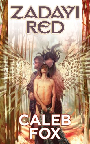 book cover of Zadayi Red