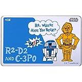レイ・アウト ICカードステッカー スターウォーズ C-3PO、R2-D2 RT-SWICSB/CR