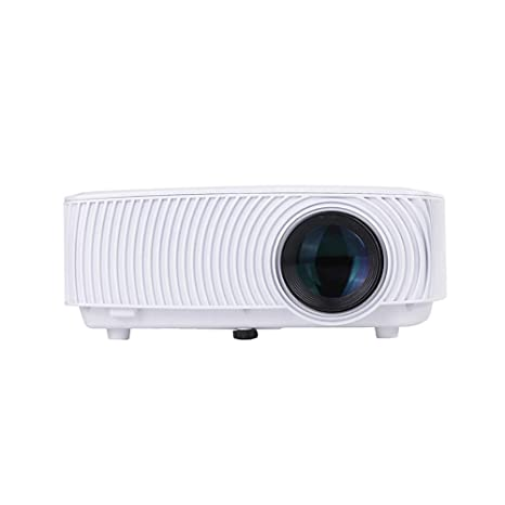 Proyector WiFi Mini proyector inalámbrico 1200 Lux Soporte 1080P ...