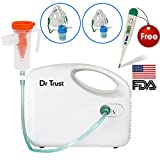 Bestest Compressor Nebulizer Complete Kit With Child And Adult Mask
