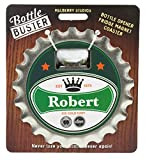 Mulberry Studio Bottle Opener Fridge Magnet Coaster All in One - Robert
