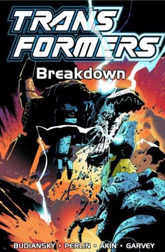 Download Transformers, Vol. 5: Breakdown ebook