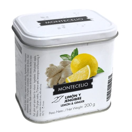 Montecelio - Infusion en Rama Limon Jengibre - 20