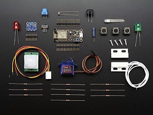 Adafruit 2680 Kit, Internet of Things Feather, ESP8266 Wi-Fi Starter