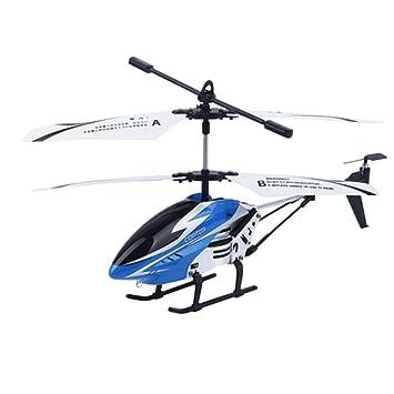Zenghh Control remoto Helicóptero Drone Juguete Multijugador Juego ...
