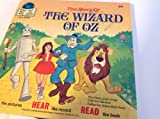 Book and Read #347 Year 1978 The Story of The Wizard of Oz Book and Read